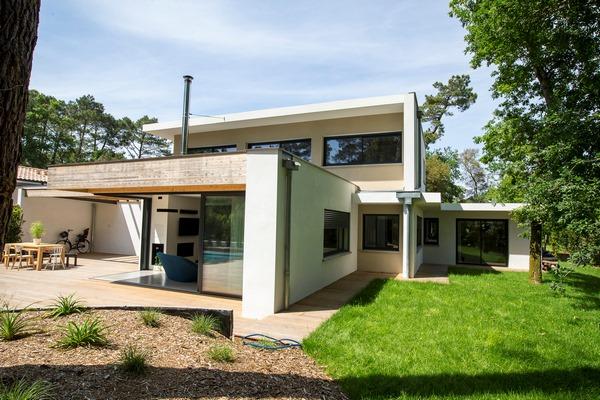 Villa architecte Capbreton
