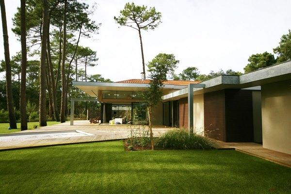 Maison ossature métal