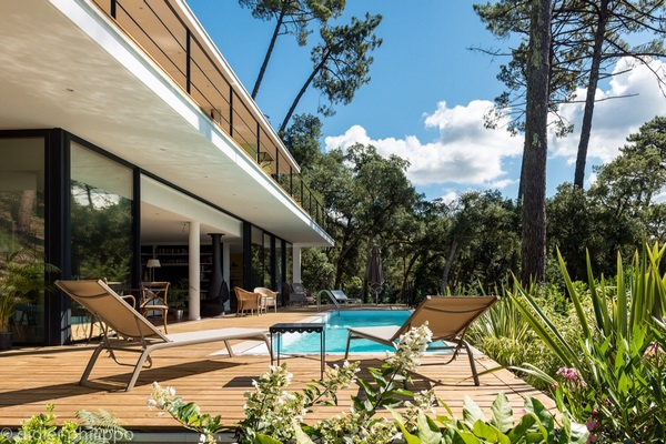 Maison moderne Hossegor
